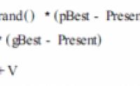 采用粒子群算法进行超参数调优——Optunity之PSO