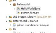 使用Java调用Python