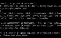文件同步利器:rsync